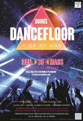 Soirée Dancefloor +20 ans