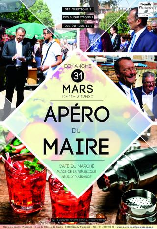 Apéro du Maire