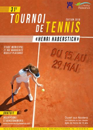Tournoi de tennis Henri Haberstich