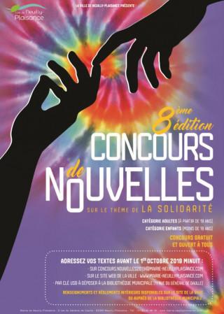 Concours de nouvellesde Neuilly-Plaisance : la 8e édition est lancée !