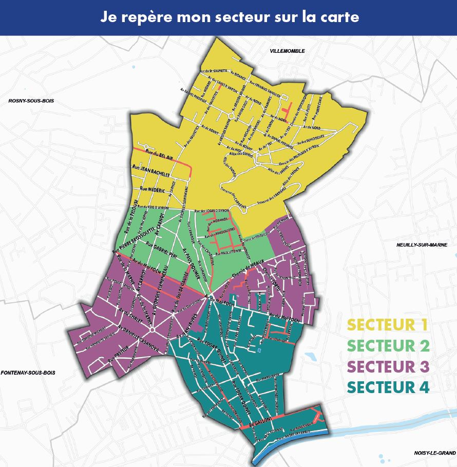 Calendrier Encombrants Fontenay Sous Bois 2021 Neuilly Plaisance Ville propre   La collecte des déchets | Ville